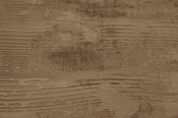 Een houteffect op een betonnen muur