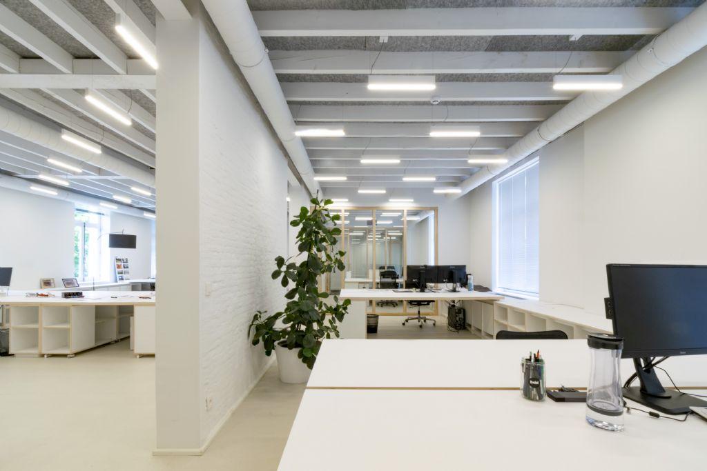bold architecten en Patine architecten bouwen priesterwoningen om tot nieuw kantoor