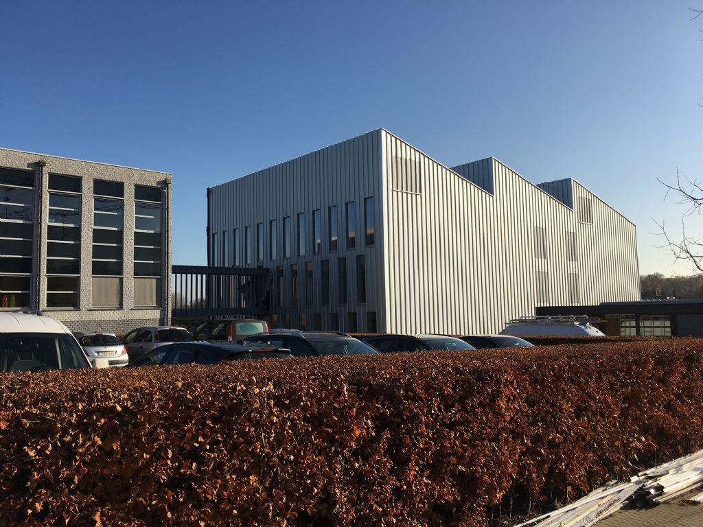 Aluminium gevelbekleding maakt van The Cloud een toekomstgericht gebouw