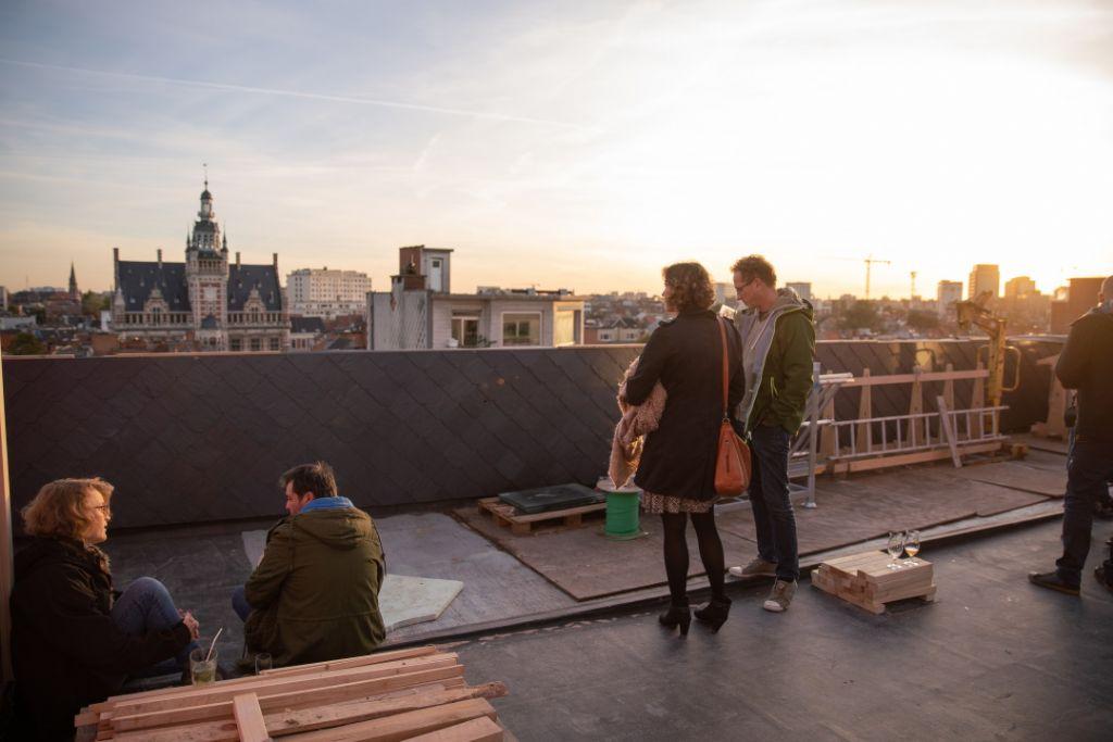 Gezocht: Antwerpse daken voor dakenfestival DAKkan