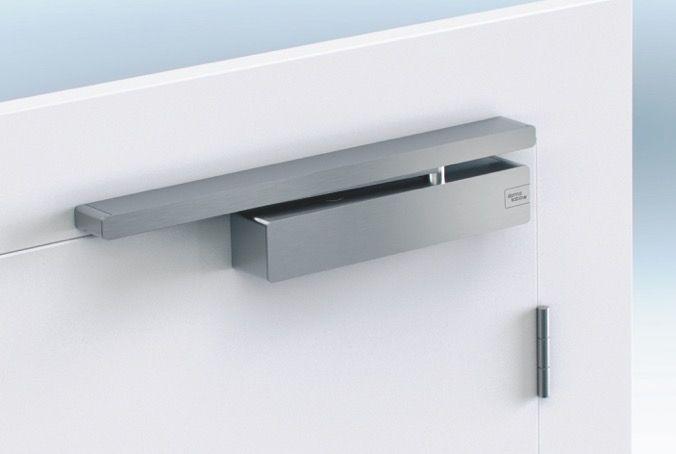 Dormakaba stelt nieuwe deurdranger voor op Utility2Build