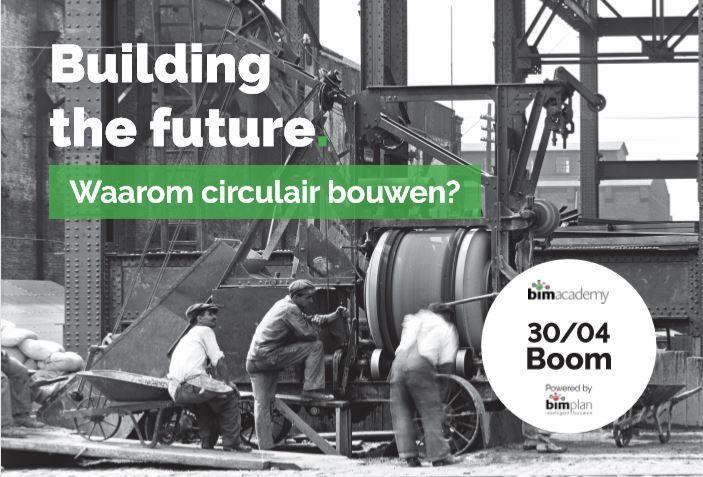 Bim Academy organiseert Open Bim event: Building the Future