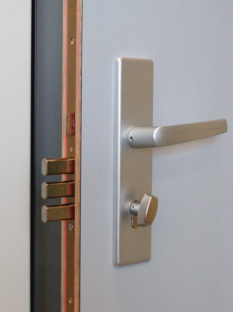 Het Safety-Line-aanbod aan deuren combineert esthetiek met veiligheid