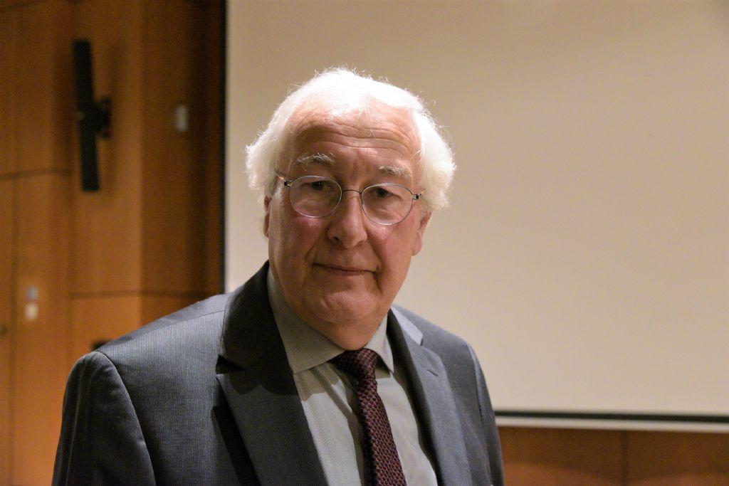 Matexi bekroont carrière professor Marcel Smets met Legacy Award
