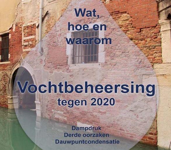 Boek: Vochtbeheersing tegen 2020 (Win een exemplaar!)