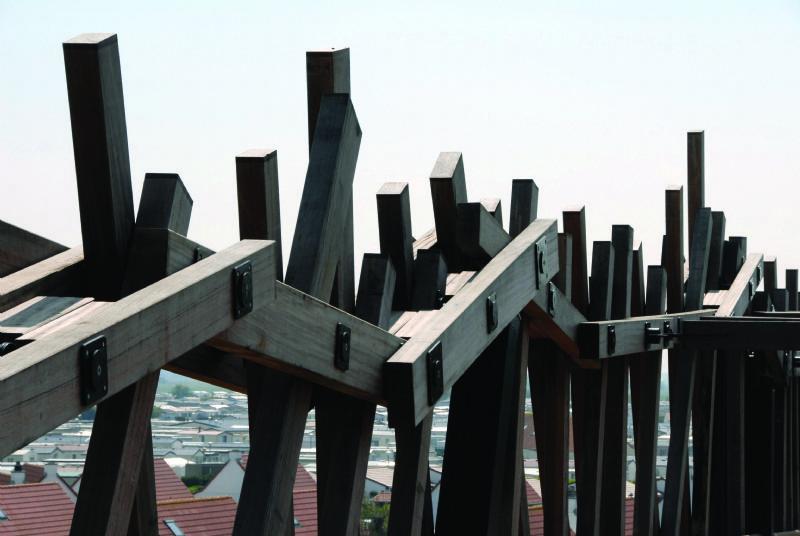 BAS valt in de prijzen met voetgangersbrug Het Wrakhout in Wenduine