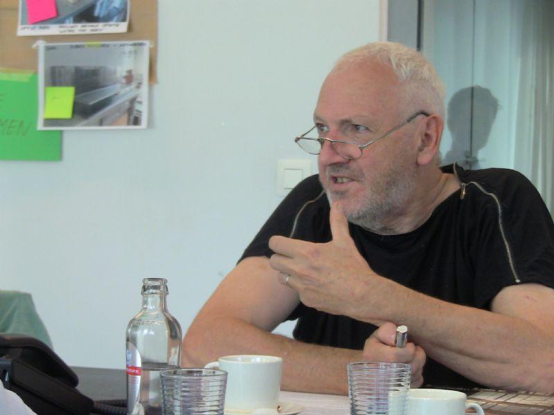 """Adriaan Linters: """"We hebben architectenbureaus nodig die kijken naar gebouwen, analyseren wat ermee kan gebeuren en dat op de markt voorstellen."""""""