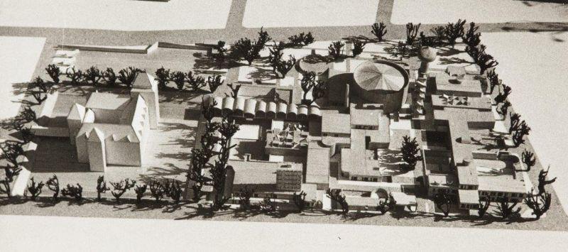 Maquette jaren 60