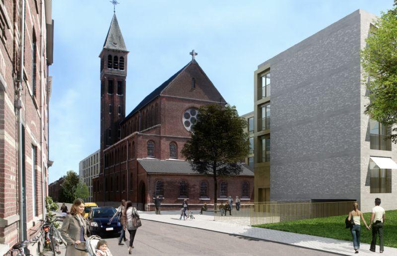 Werken aan Woonzorgcentrum Sint-Vincentius Leuven afgerond