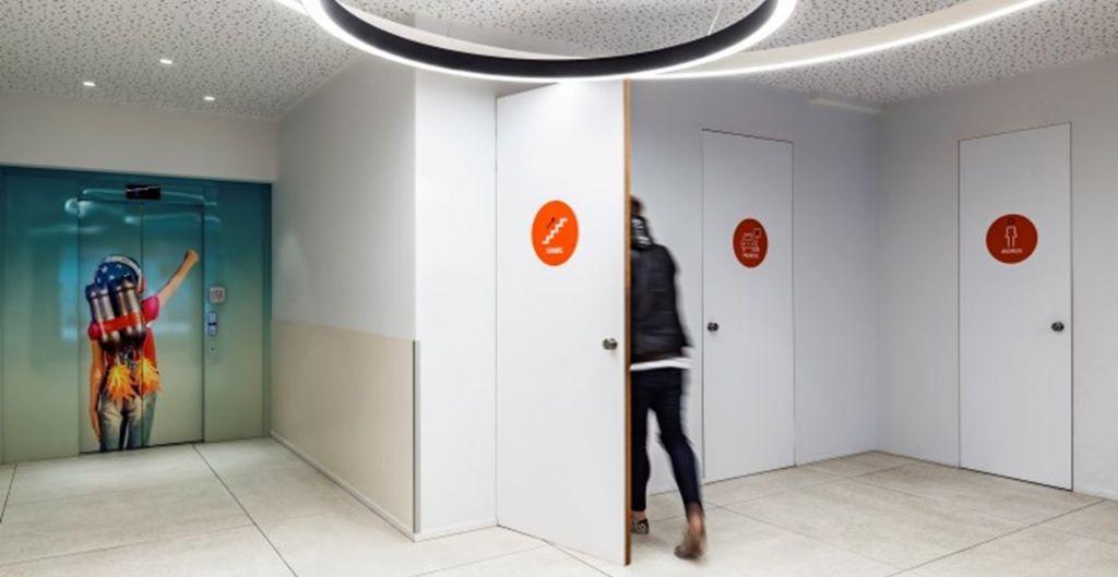 Invisidoor opent deuren naar projecten in de kantoorsector
