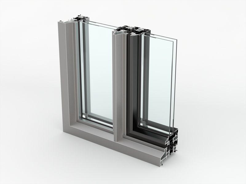 Alcoa actualiseert zijn GT70S 'steel look'-serie
