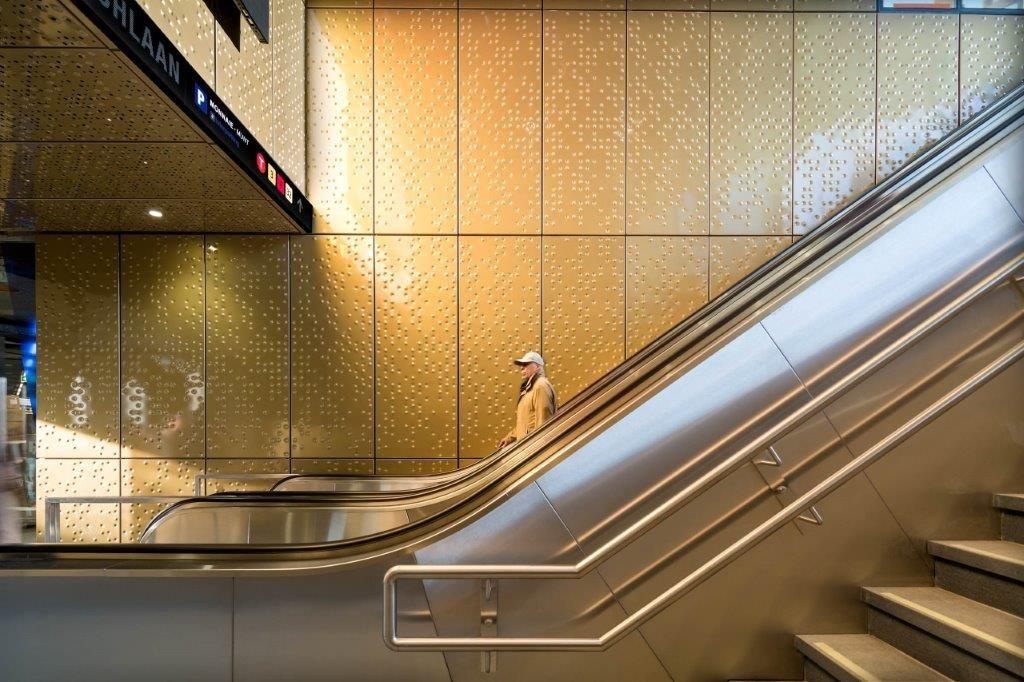 De stijlvolle afwerking draagt bij tot de markante uitstraling van The Mint. (Beeld: Nathalie Van Eygen)