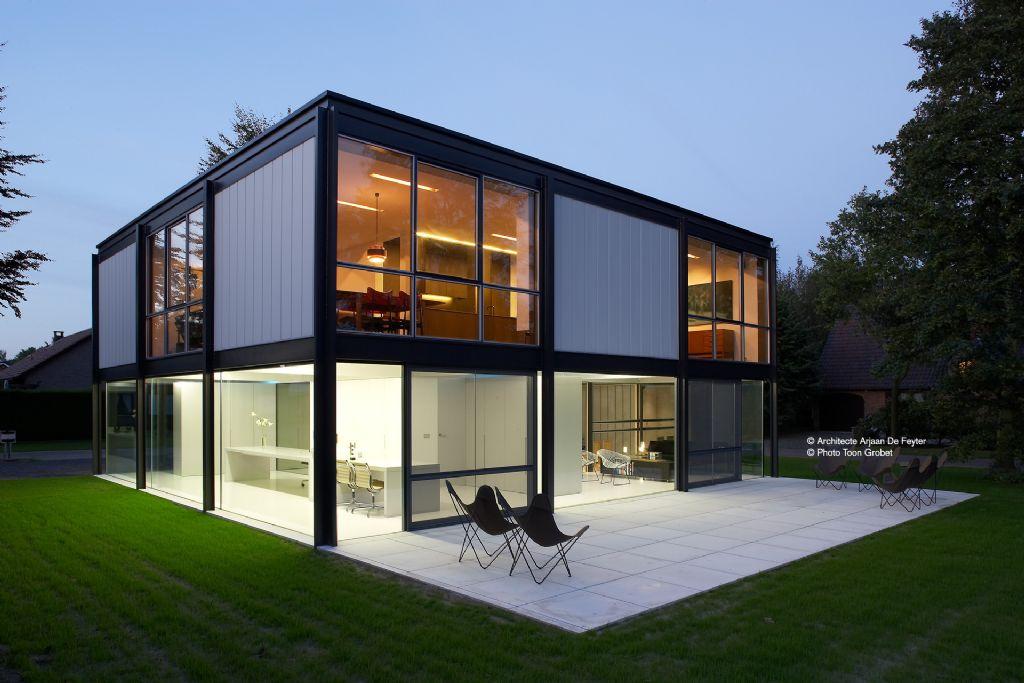Tienkoppige jury voor architectuurwedstrijd Het Dak is Bitumen