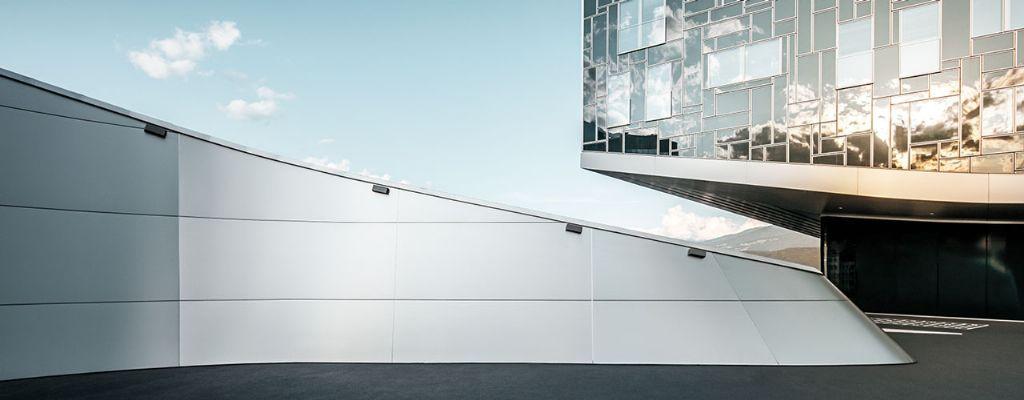 Het P2-gebouw in Innsbruck: een nieuwe generatie hoogbouw met urbanissima