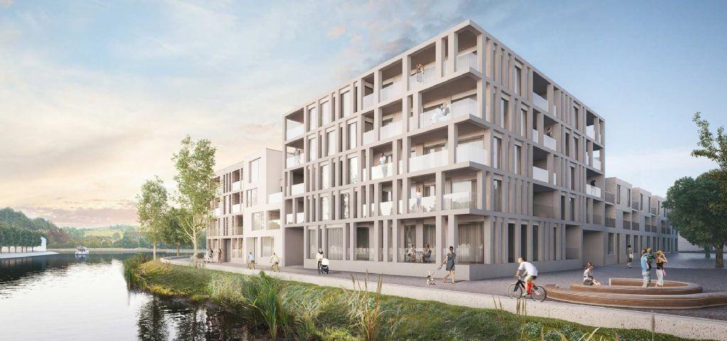 Schelde-eiland Oudenaarde wint 25 e-peilpunten door ventilatiesysteem