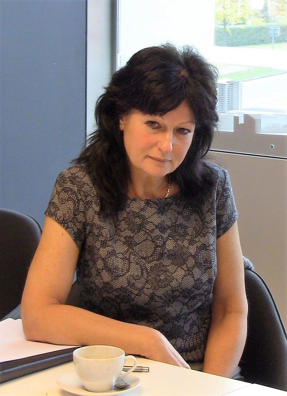 Ann Van Eycken van Verozo