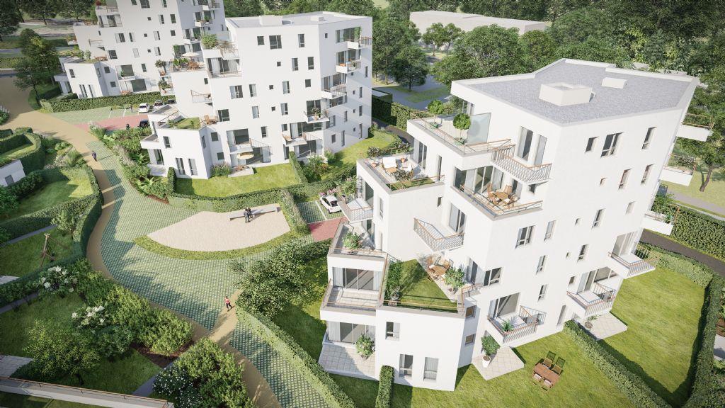 Val Véna : 152 nouveaux logements disponibles à Wavre dès 2021