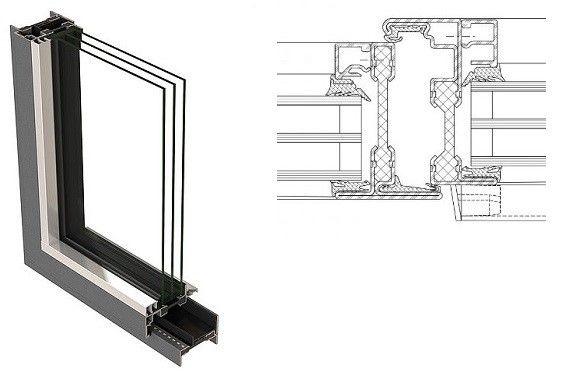 Nieuwe Arte 66-systeem: voor ramen met slank aanzicht