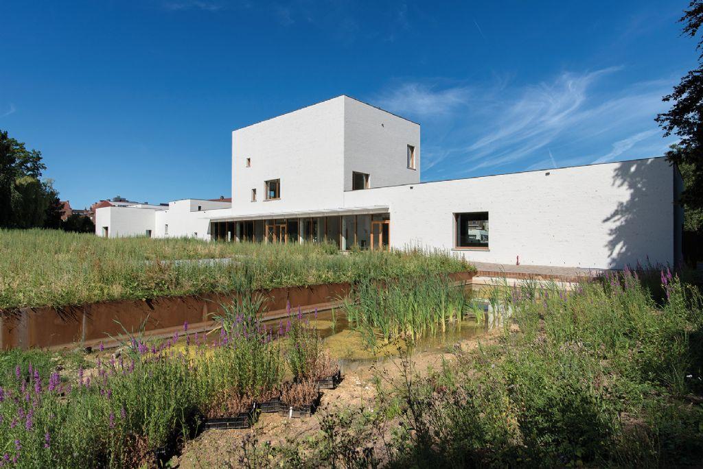 Musée du Folklore, Mouscron (V+ architectes 2018)