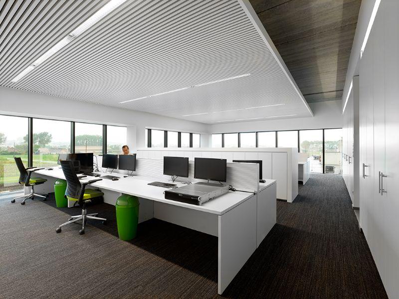SAPP ceilingHybrid bundelt krachten van water en beton
