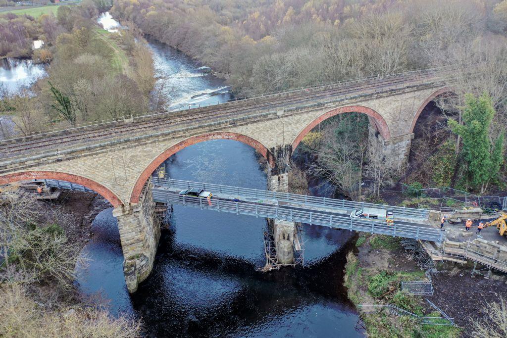 Witton Park Bridge, Durham (UK)