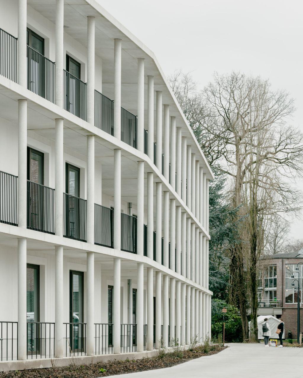 De Korenbloem, Kortrijk - Studio Jan Vermeulen ism. Tom Thys Architecten