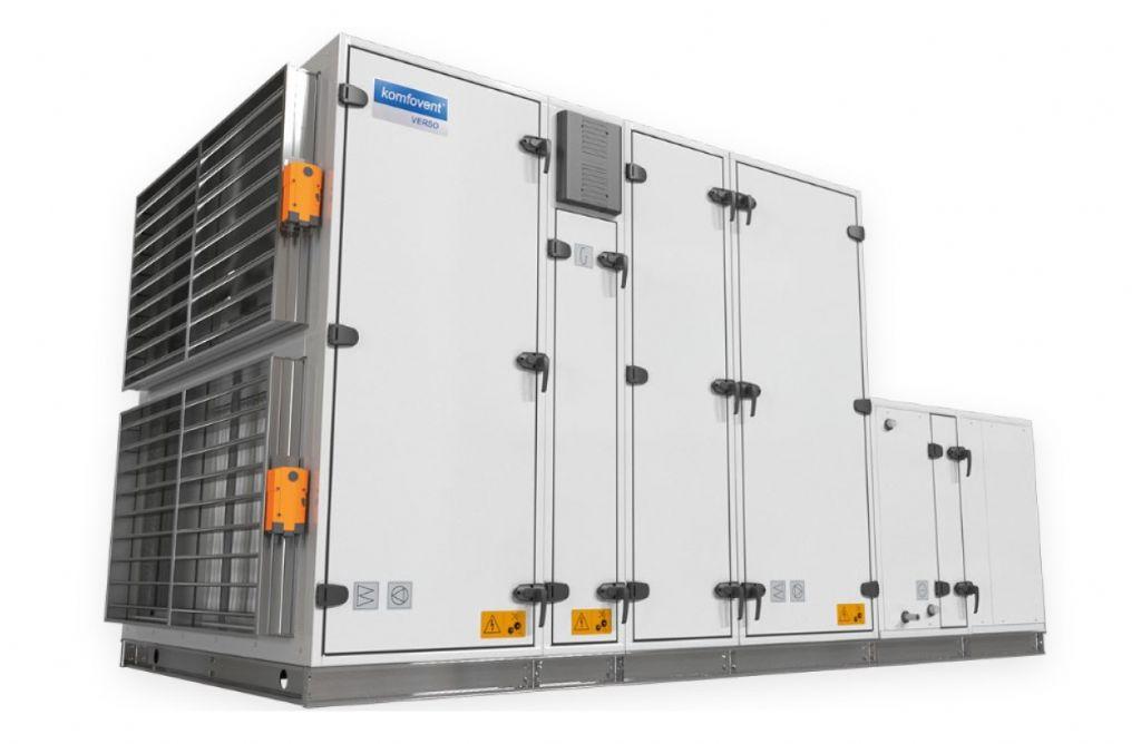 Verso Pro 2, la nouvelle génération de centrales de traitement d'air