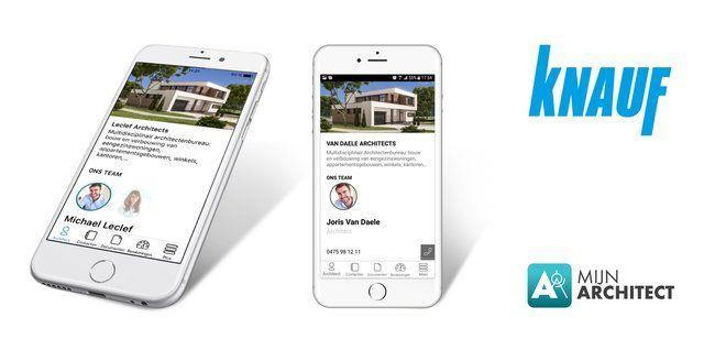 Elke nieuwbouw of renovatie gevat in één app