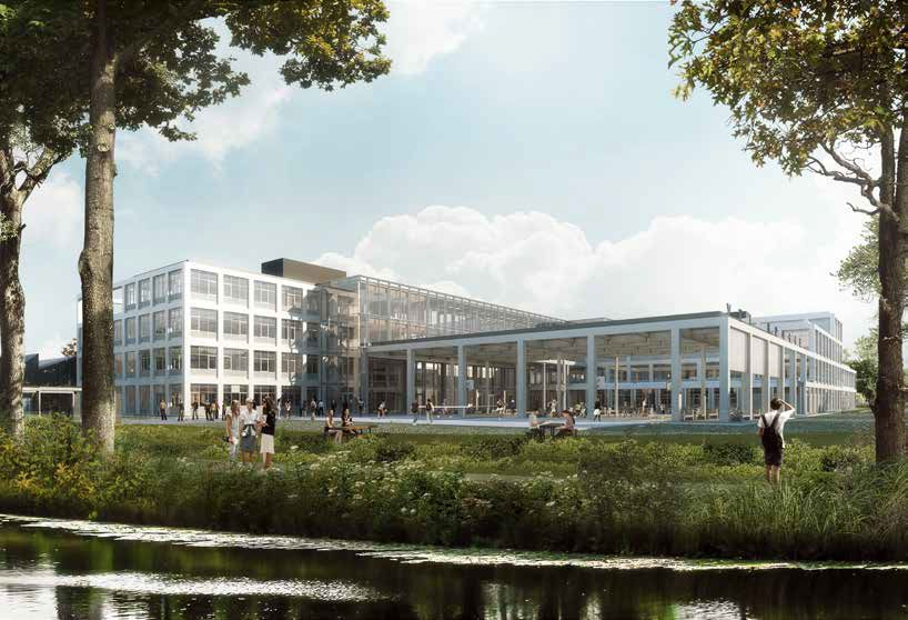 Nederlandse katern: 'Samen werken aan scholen in Vlaanderen'