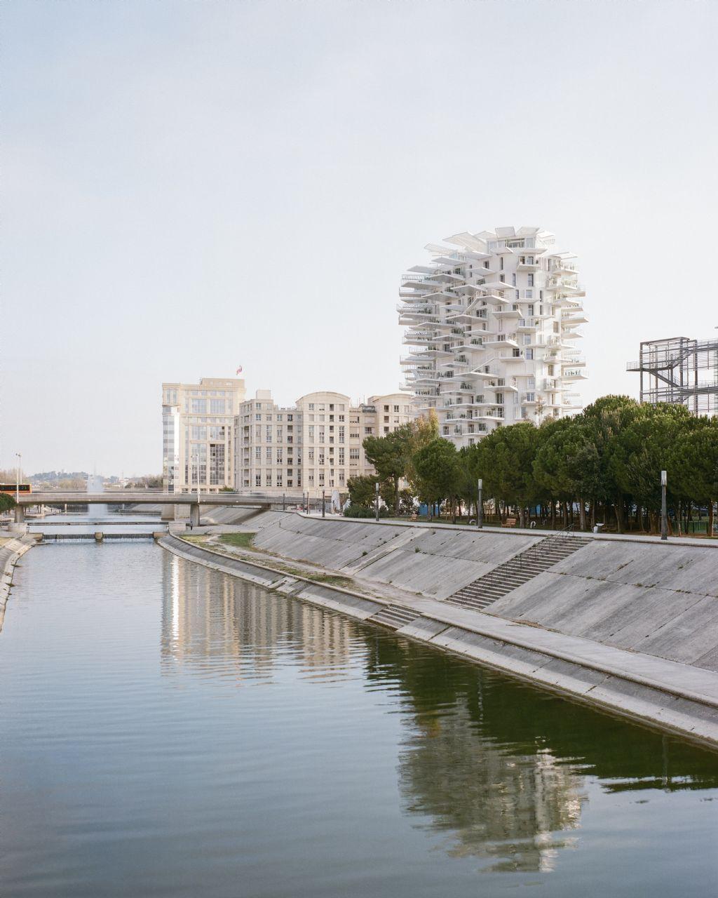 L'Arbre Blanc van Sou Fujimoto in Montpellier