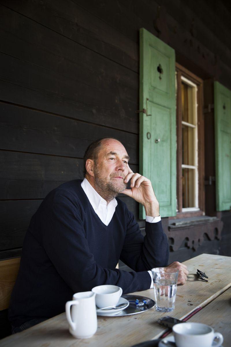 Jurylid Nils Holger Moormann uit Denemarken