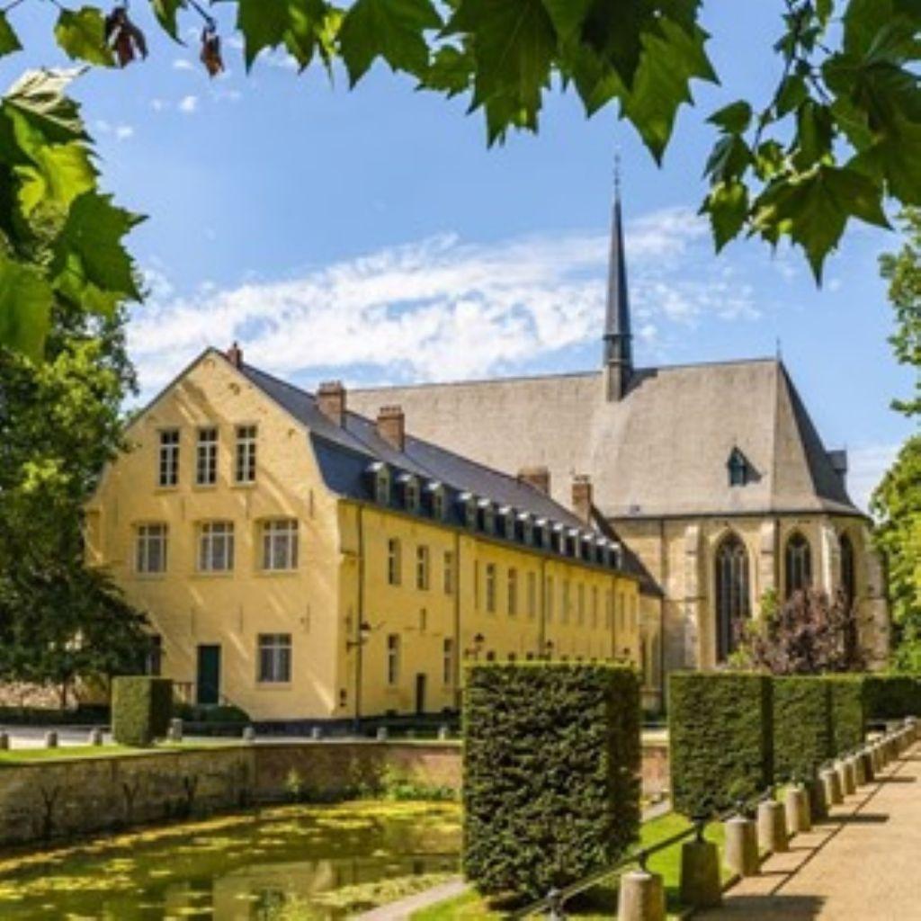 Origin Architecture & Engineering aangesteld voor transformatie kapittelvleugel Abdij Ter Kameren tot eventlocatie