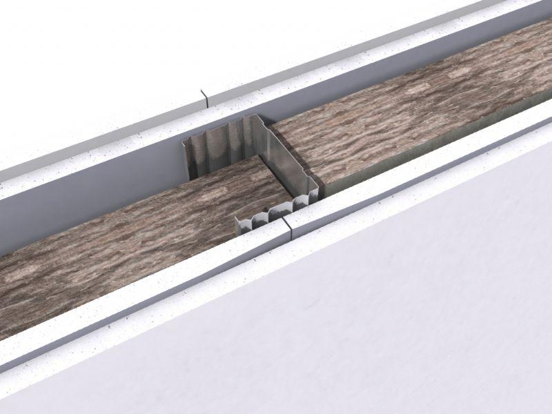 Ook de bouwplaat voor gemene muren Knauf Soundshield TH32 Ultra Acoustic met sterke geluidswerende en thermisch isolerende eigenschappen is een gemakkelijk inzetbare oplossing.