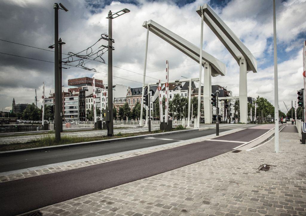 Londonbrug, Antwerpen