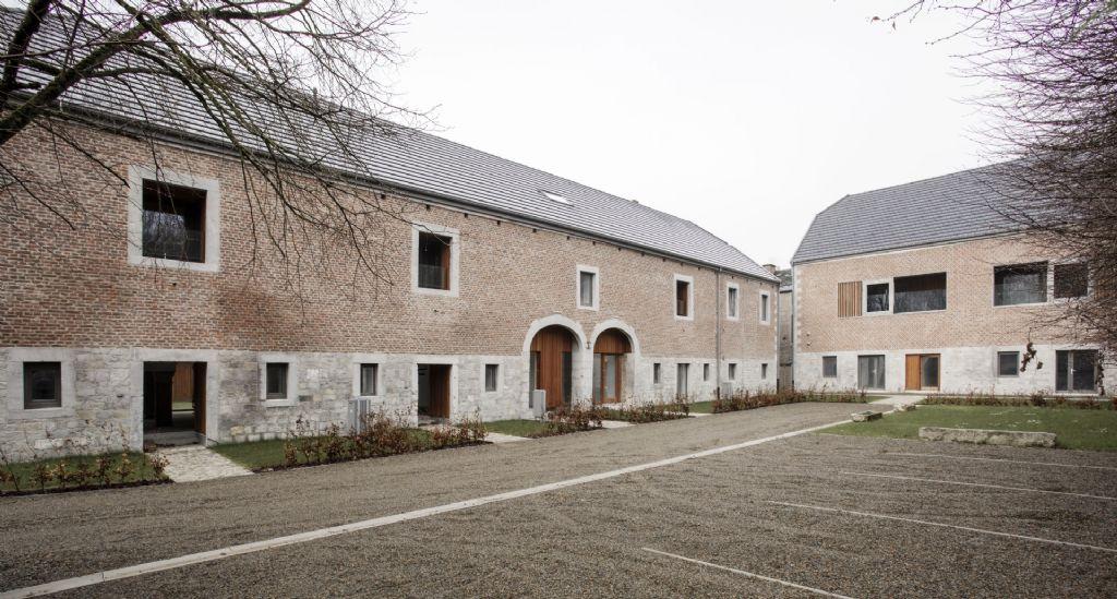 La reconversion réussie du Château des Gofes (Olivier Fourneau Architectes)