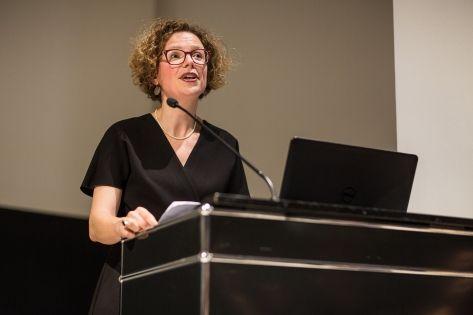 Sofie De Caigny, nieuwe directeur Vlaams Architectuurinstituut.