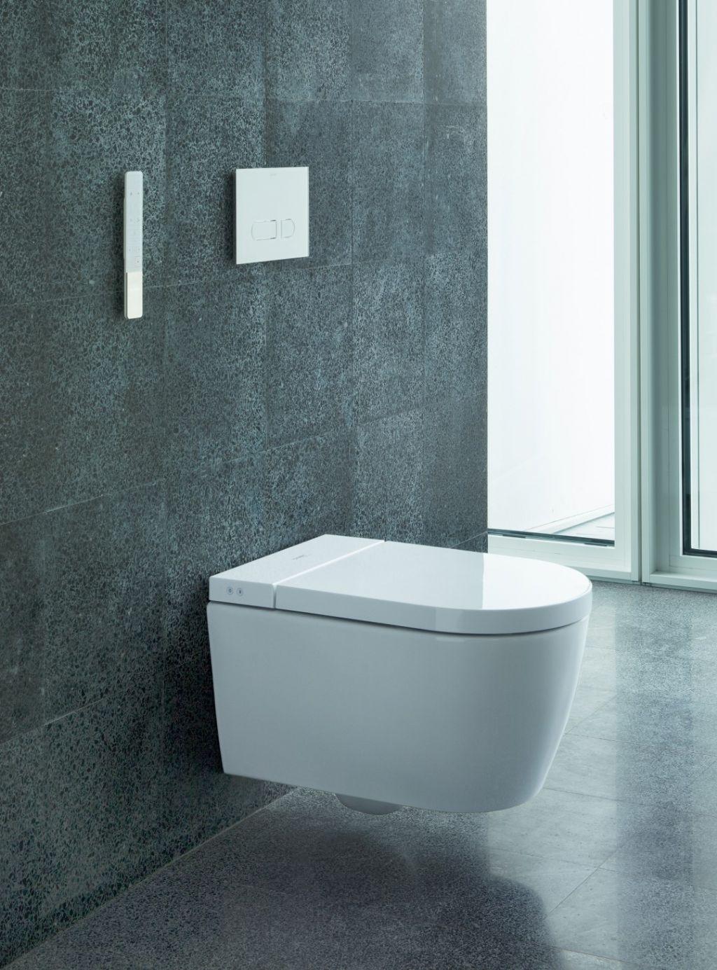 Avec le WC douche, plus besoin de papier toilette !