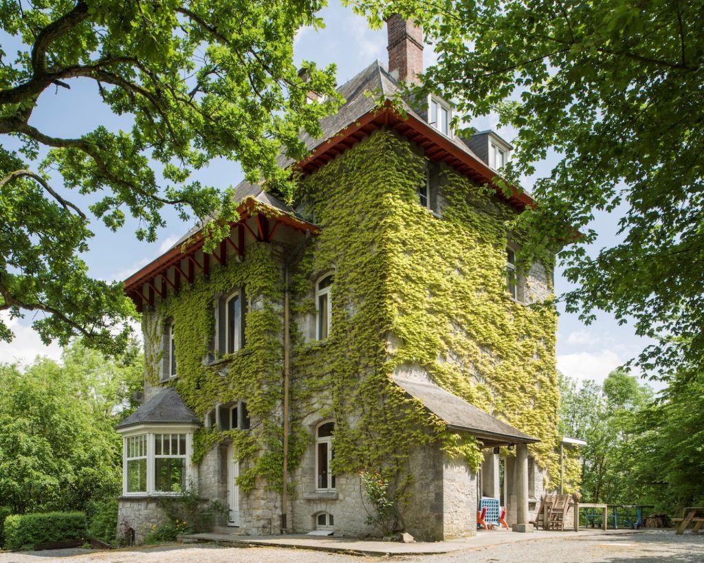 Villa à Anhée (architecte : Victor Horta, 1905)