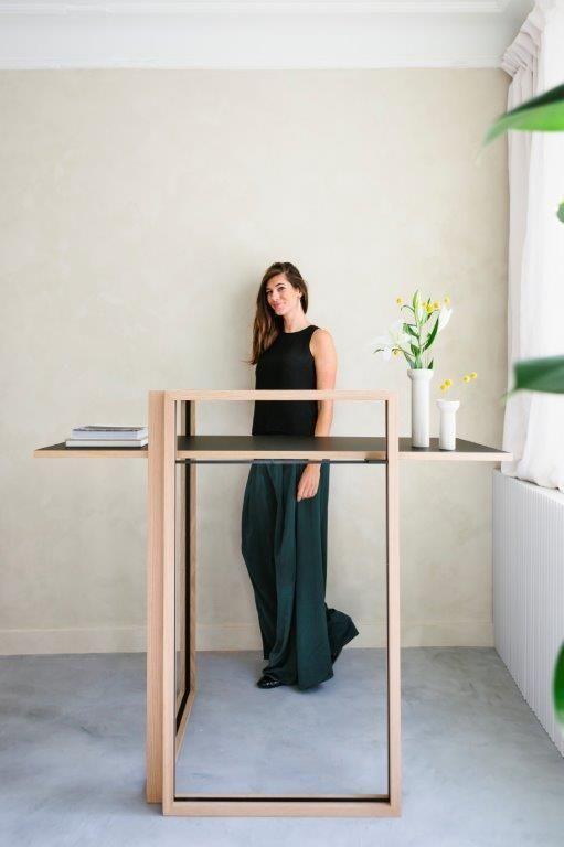 MMooD présente des objets d'intérieur destinés aux espaces compacts et signés par des designers belges