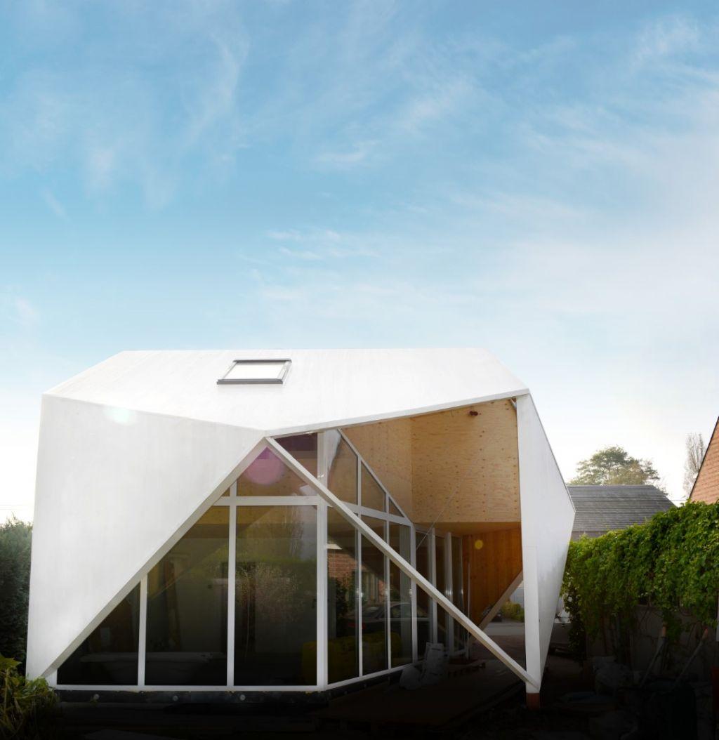 Een wit Derbigum-dak voor een koele zomer