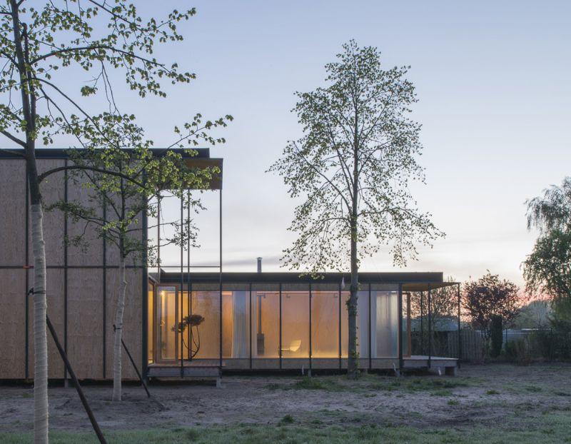 Belgian Building Awards 2015 : mention spéciale pour GAFPA