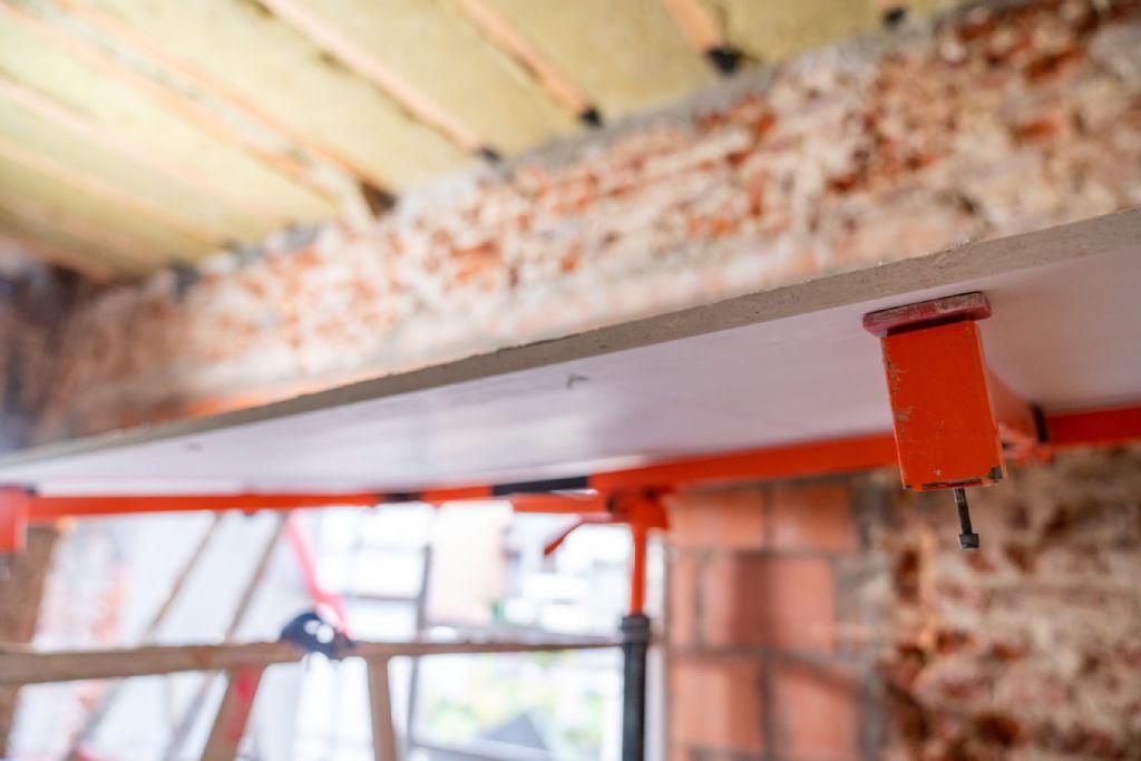 Veelzijdige all-roundplaat garandeert brandveilige compartimentering
