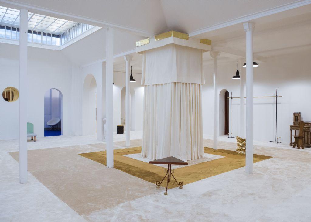 Designexpert Boris Devis ontwerpt Parijse showroom voor mode-icoon Poiret