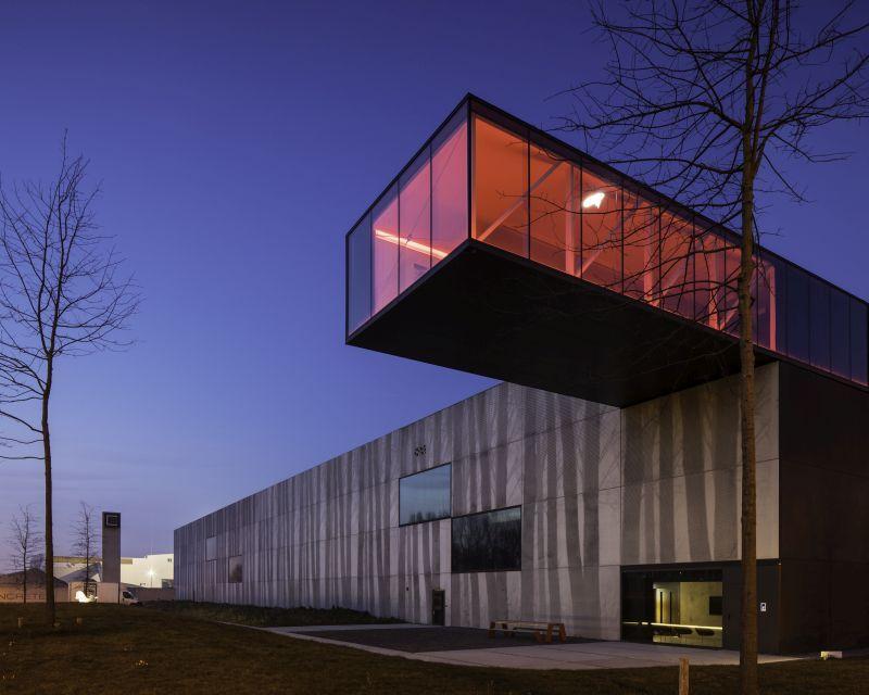 Precast in Buildings Award 2014 voor Bedrijfsgebouw Enjoy Concrete