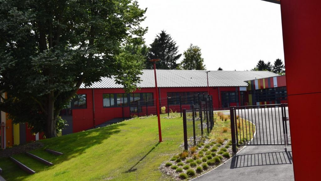 Une école 100% durable construite en matériaux biosourcés