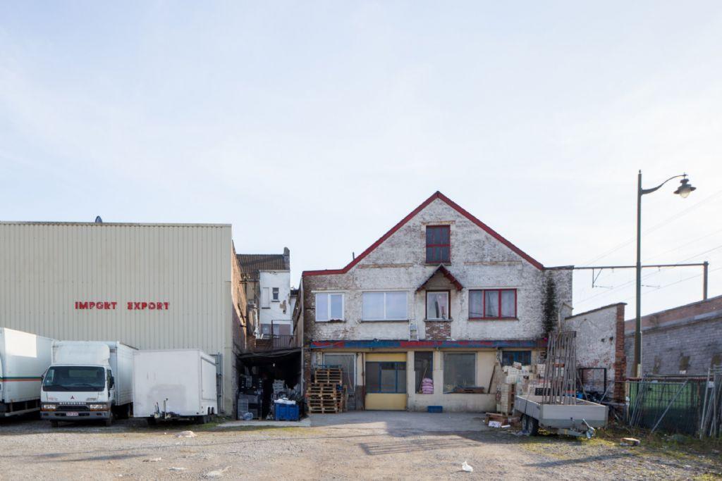 Oproep aan ontwerpers: herontwikkeling Volkshuis Anderlecht