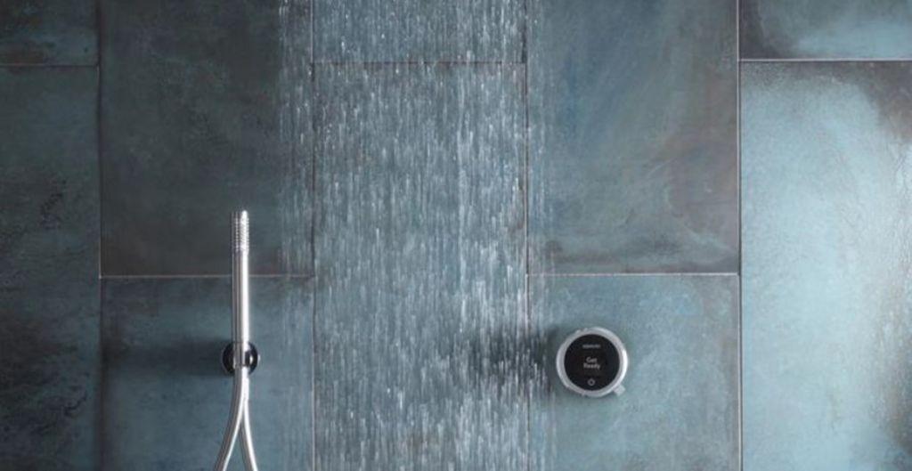 De slimme mengkraan voor de badkamer