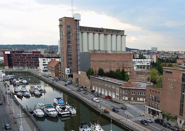 POLO Architects levert ontwerp voor circulaire herbestemming iconische Leuvense gebouwen