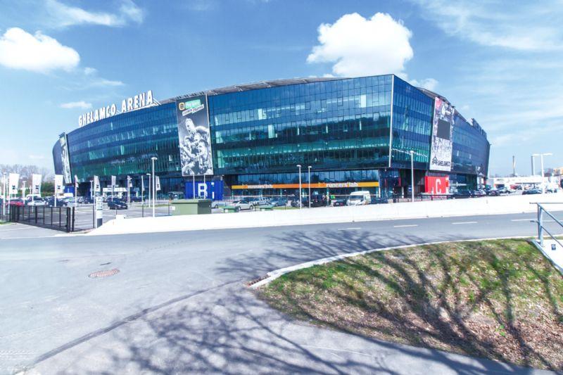 Schindler-PORT-technologie zorgt voor efficiënt personenvervoer in Ghelamco Arena
