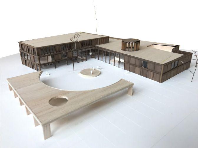 Ontmoetingscentrum De Faar (De Gouden Liniaal Architecten)